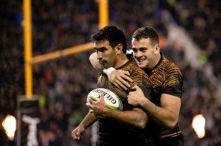 Categórico triunfo de Jaguares para meterse en la final del Súper Rugby