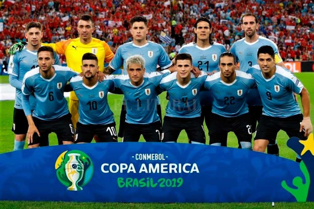 Crédito: Prensa Selección Uruguay