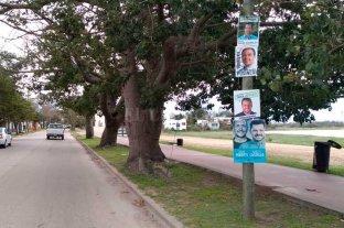 Partidos políticos: ¡a limpiar Santo Tomé!