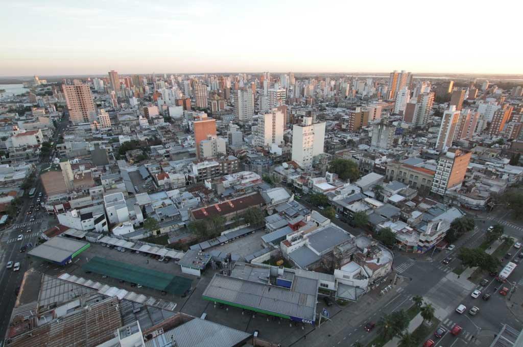 La ciudad se prepara para uno de los acontecimientos más importantes de los últimos años Crédito: Pablo Aguirre