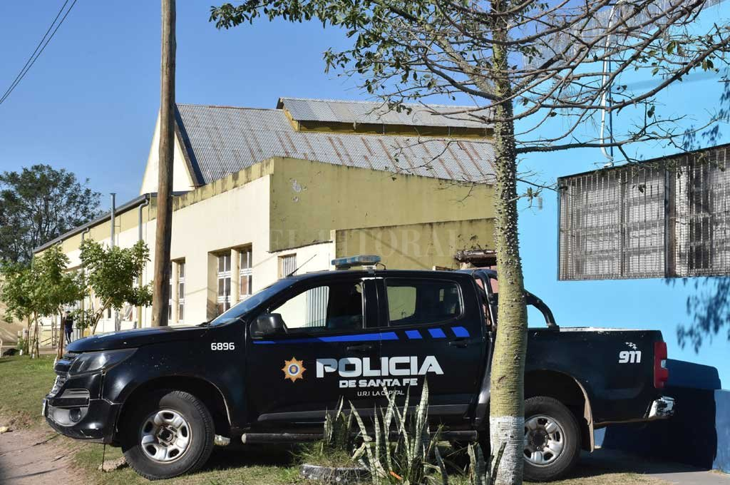 Desde hace unos días la zona está con mayor presencia policial por los reiterados hechos de violencia. Crédito: Flavio Raina