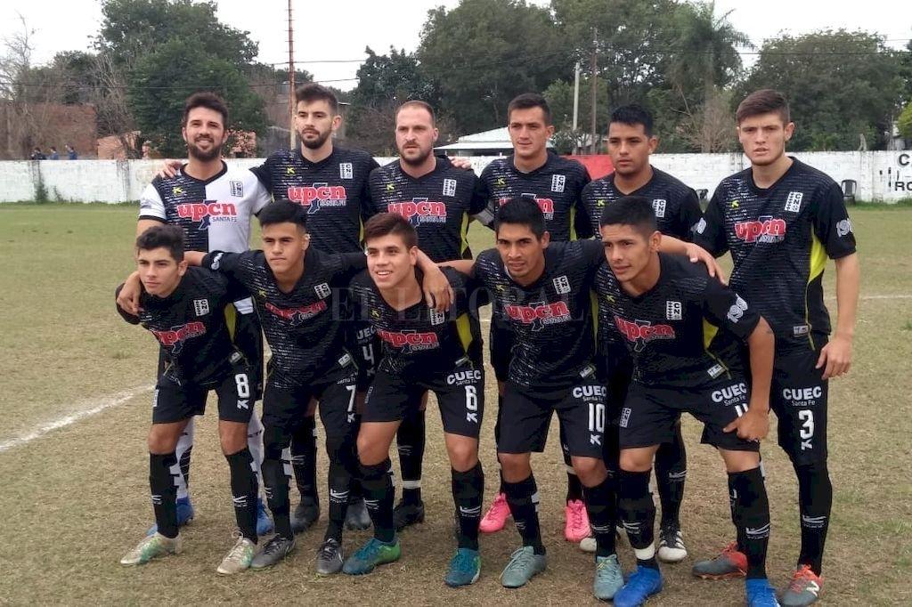 """El que manda. Nacional lidera el torneo de la Primera """"B"""". <strong>Foto:</strong> El Litoral"""