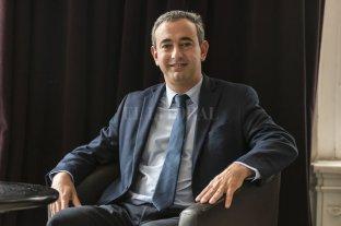 """Pablo Javkin: """"Me imagino un tiempo de recursos escasos en el municipio"""""""
