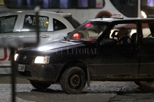 Violento asalto a un taxista en el norte de la ciudad