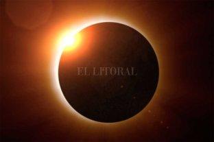 Eclipse Solar: mirá dónde se podrá ver el fenómeno en Santa Fe