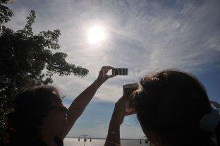 En la capital provincial el eclipse solar será parcial