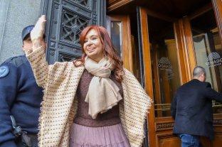 Entró al Senado el pedido de desafuero de Cristina Fernández -  -