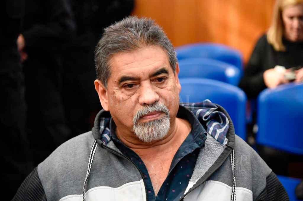Carlos García, el único condenado por la explosión. Crédito: Marcelo Manera.