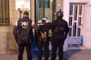 PDI detuvo a un hombre en Barrio Centenario