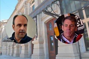 Transición en la ciudad: Corral y Jatón tuvieron una primera reunión