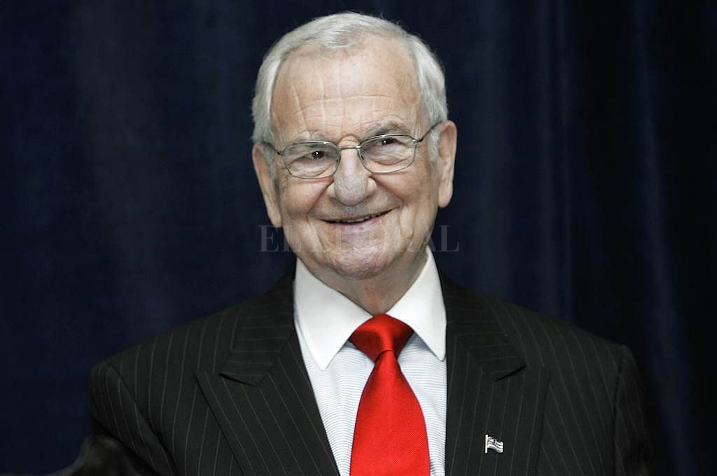 Lee Iacocca. <strong>Foto:</strong> Captura digital