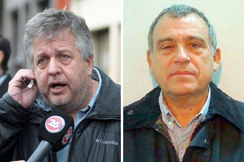 Stornelli y Stiuso, citados por Ramos Padilla. <strong>Foto:</strong> El Litoral