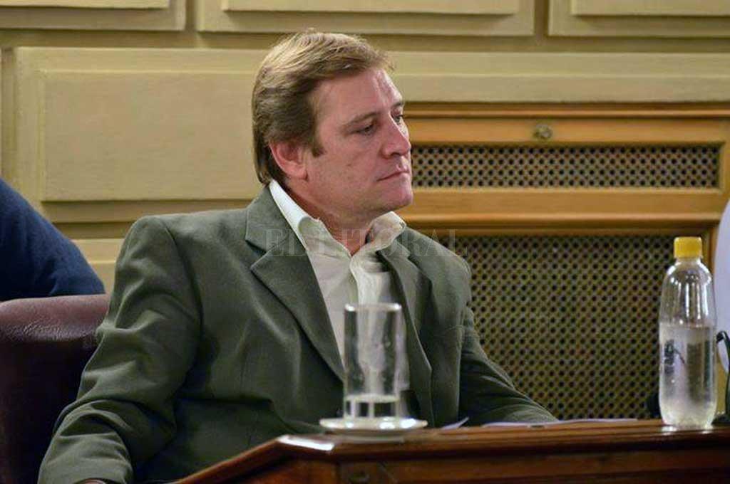 El senador Guillermo Cornaglia (PJ-Belgrano) tiene el aval de su bloque para modificar el destino de la norma. <strong>Foto:</strong> Archivo El Litoral