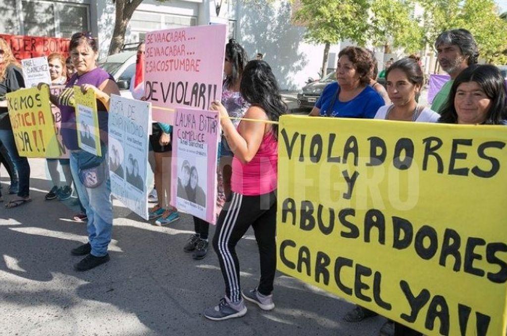 Crédito: Noticias Río Negro