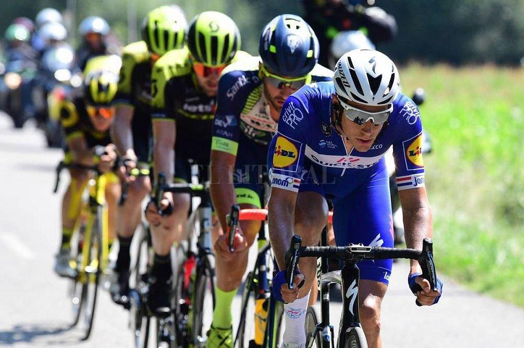 Crédito: Prensa Tour de France