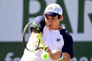 Facundo Bagnis reemplazará a Guido Pella en la Copa Davis