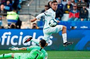 Argentina se quedó con el bronce