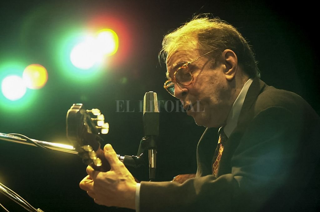 Joao Gilberto. <strong>Foto:</strong> Telam