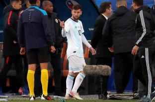 """Messi: """"No fui a la premiación porque no podemos ser parte de esta corrupción"""""""