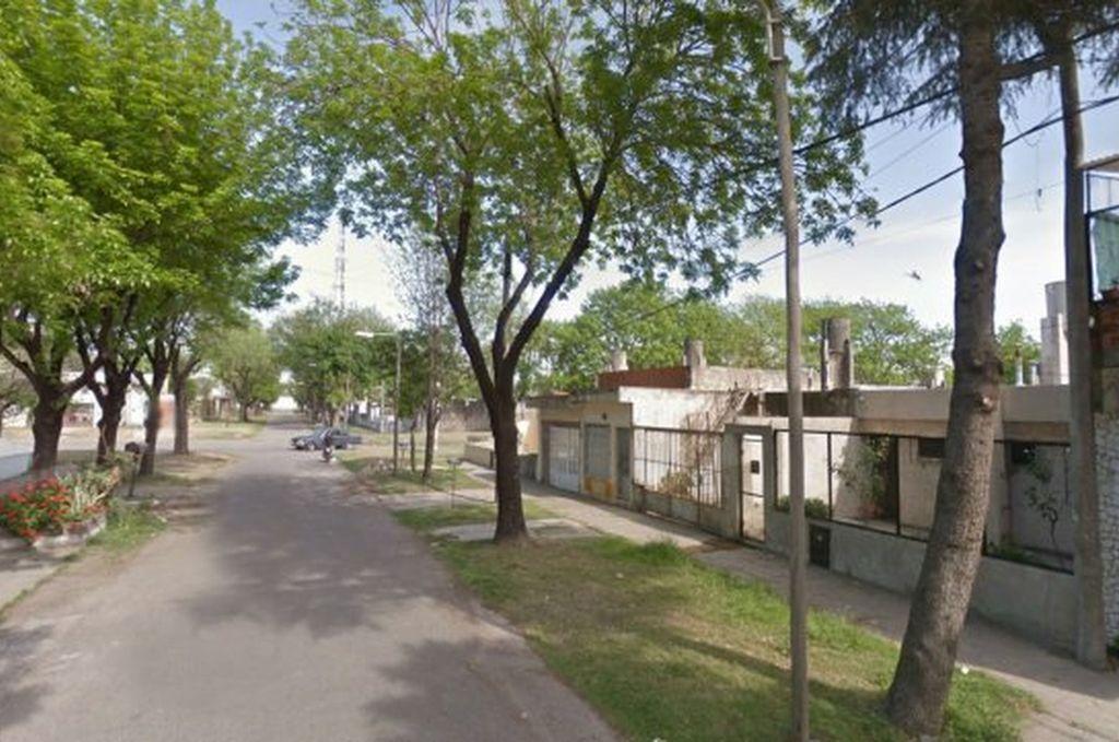 La intersección de Saavedra Lamas y Garzón. <strong>Foto:</strong> Imagen ilustrativa / La Capital