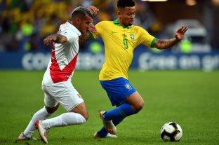 Brasil vence a Perú en la final de la Copa América