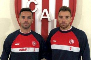 Bottinelli y Carabajal ya entrenan con Madelón
