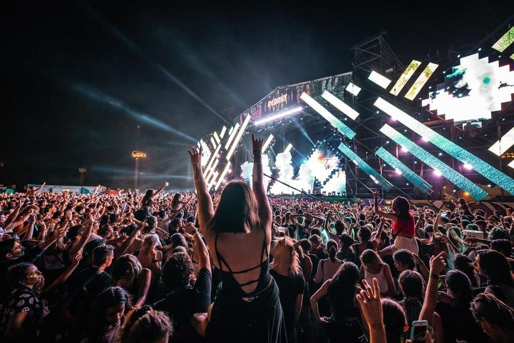 El público disfrutando de la edición 2019 del festival; todavía no se ha anunciado la grilla de la próxima edición. <strong>Foto:</strong> Gentileza DF Entertainment