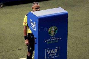El VAR tuvo más intervenciones en la Copa América que en el Mundial de Rusia 2018