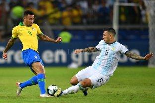 Paredes es el único argentino en el equipo ideal de la Copa América