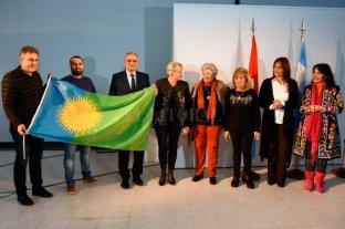 El departamento Castellanos ya cuenta con su bandera