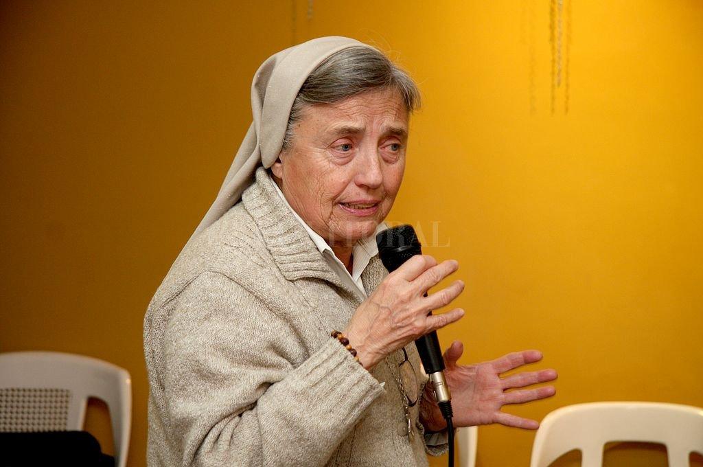 Martha Pelloni. <strong>Foto:</strong> Archivo El Litoral