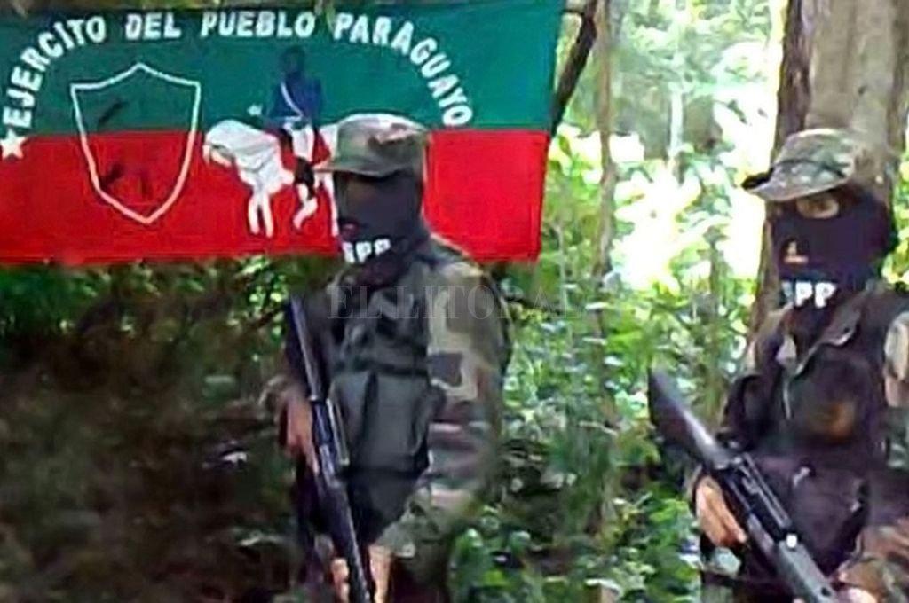 Investigan si la Brigada Indígena contra Matones de Estancia está relacionada con el Ejército del Pueblo Paraguayo. <strong>Foto:</strong> Captura digital