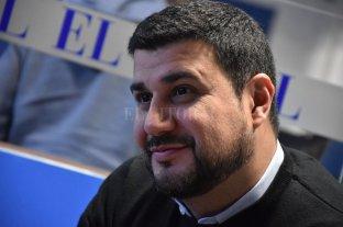 """Marcos Cleri: """"Alberto Fernández tiene la solvencia, capacidad, es humilde y es sincero"""" - Marcos Cleri.  -"""