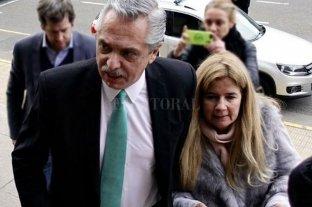 "Alberto Fernández se ""cruzó"" con Mercedes Ninci"