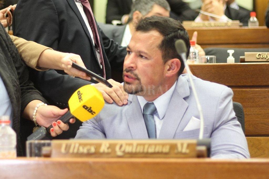 Ulises Quintana. Crédito: Captura digital