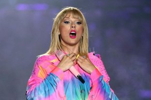 "El video ""vergonzoso"" de Taylor Swift difundido por su propia madre"
