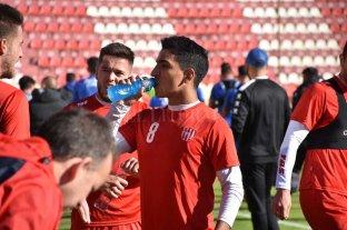 Alvarez, Mazzola y Acevedo se suman a los lesionados