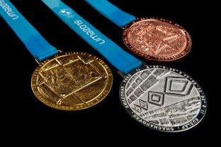 Se presentaron las medallas oficiales de Lima 2019