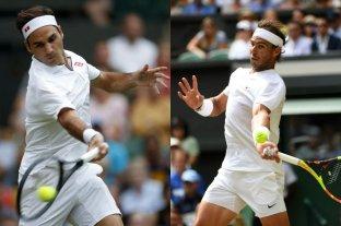 Hora y TV: Roger Federer y Rafael Nadal se enfrentan en las semifinales de Wimbledon