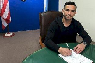 Carabajal firmó en Unión