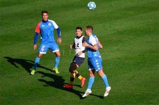 Rosario Central y Unión empataron en el amistoso de este sábado