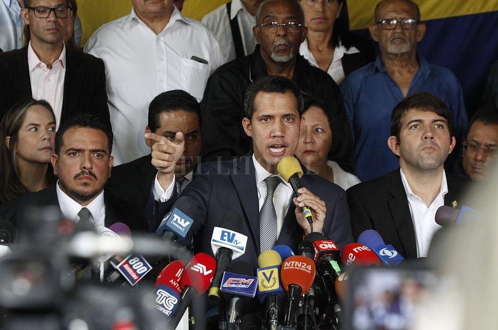 El jefe del Parlamento es reconocido como presidente interino de Venezuela por más de cincuenta países <strong>Foto:</strong> Archivo El Litoral