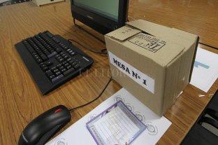 La Dirección Nacional Electoral realizará el próximo sábado un simulacro de escrutinio
