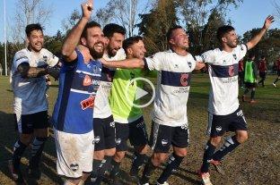 """Videos: así festejaron el título los jugadores del """"Pistolero"""" tras 14 años de sequía"""