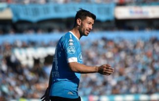 Lértora jugó para Belgrano, ¿cierran su pase a Colón?