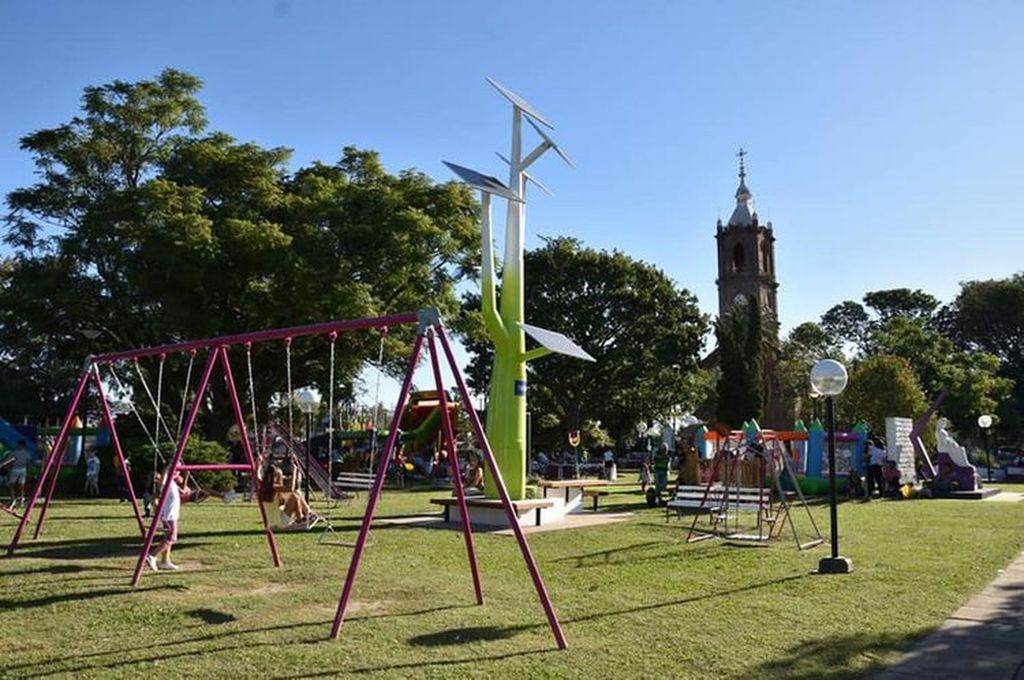 San Carlos Norte: con la venta de terrenos comunales, impulsan la radicación de nuevas familias