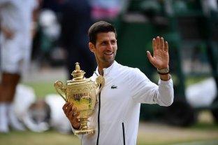 Djokovic derrotó a Federer y consiguió su quinto título en Wimbledon