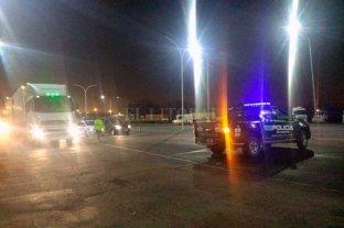 Otro choque, ahora múltiple, en la Autopista Santa Fe - Rosario -