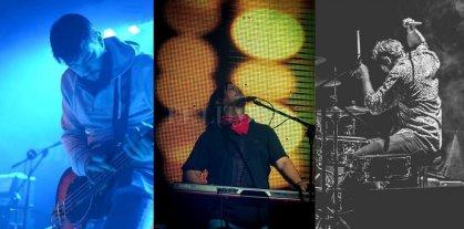 Trío jazzero en La Birra es Bella - Juanjo Mulé (bajo eléctrico), Matías Lemos (Hammond, Rhodes y piano) y Marcos Demartini (batería) inician un viaje sonoro. -
