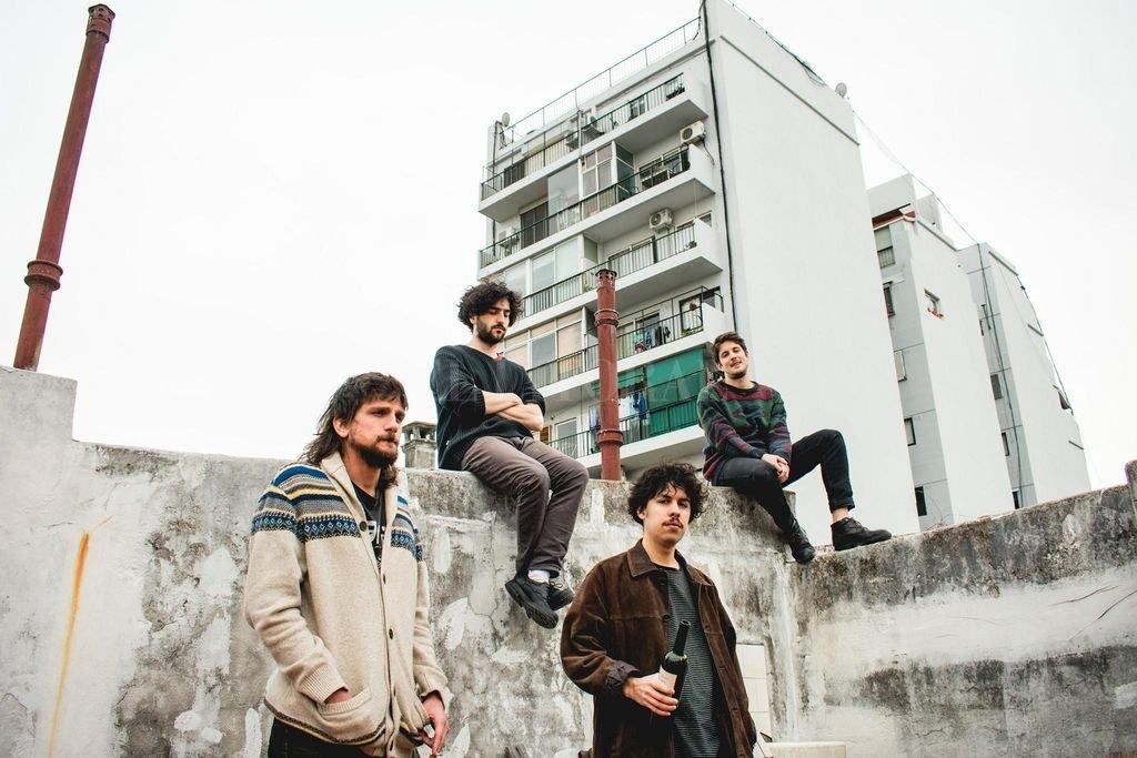 Tobogán Andaluz comenzó en 2010 como un proyecto solista creado por Facu Tobogán y en el 2011 se convirtió en una banda. <strong>Foto:</strong> Gentileza producción